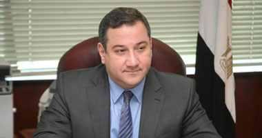 أشرف جمال الدين رئيس مجلس إدارة الهيئة القومية للبريد