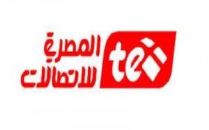 لوجو المصرية للاتصالات