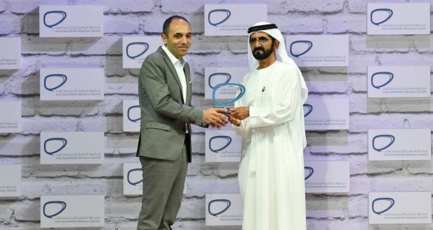 elie-habib-co-founder-and-cto-of-anghami-with-his-highness-sheikh-moham-2